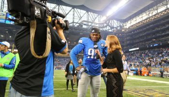 Interviewing Ziggy Ansah