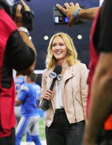 Tori Fox Sports Detroit Bio