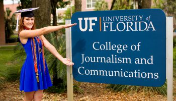 Tori Petry graduated Summa Cum Laude from the University of Florida