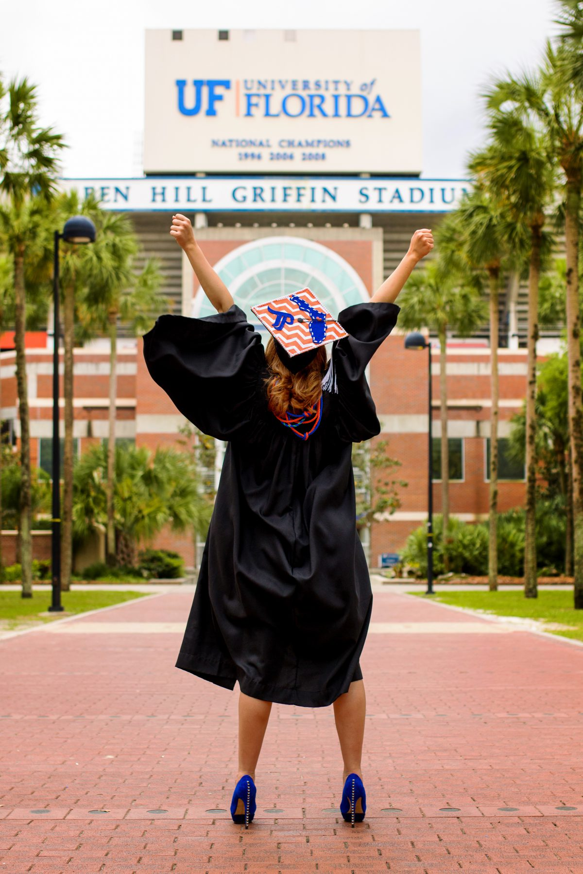 Officially a #UFGrad!