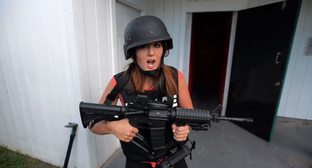 October Style TV: Leesburg SWAT Team