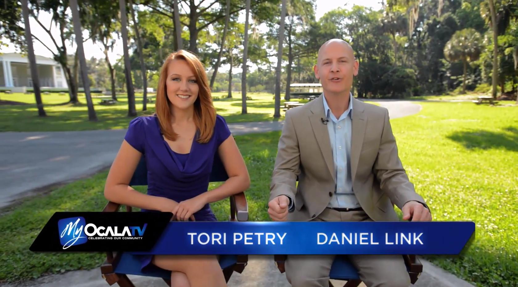 My Ocala TV June Episode Tori Petry