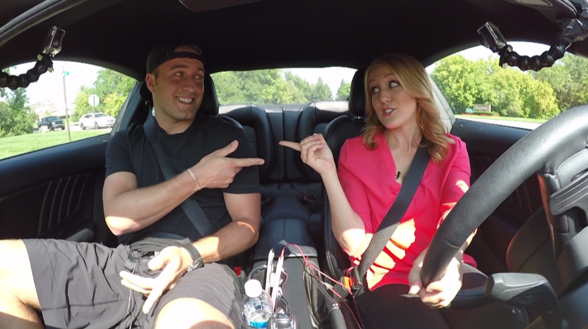 Carpool Karaoke with Lions punter Sam Martin