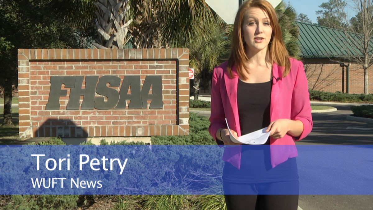Tori Petry reports on the FHSAA steroid policy