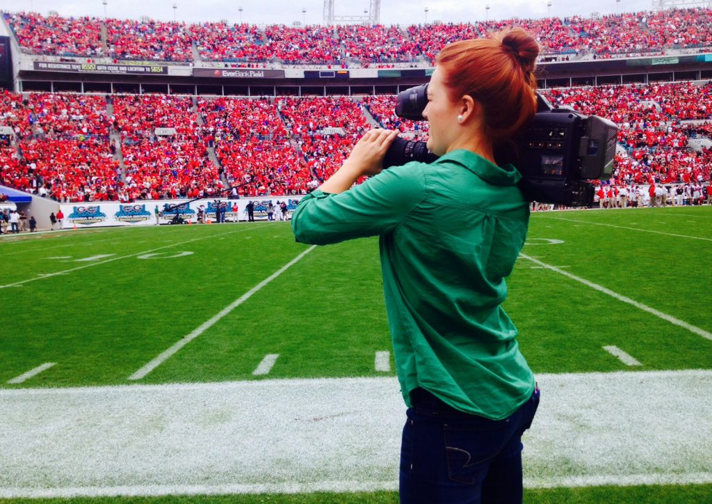 Tori Petry covers Gator football