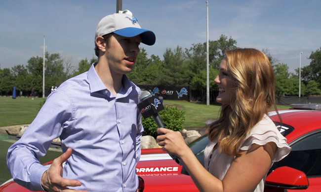 1 on 1 with NASCAR driver Brad Keselowski