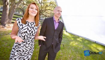 Tori Petry hosts the premier episode of My Ocala TV