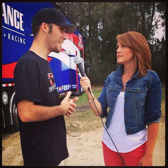 Tori Petry interviews Bryan Clauson