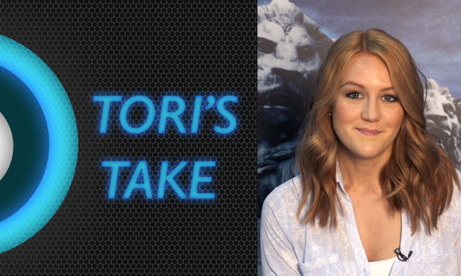 Tori's Take